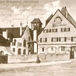 Altstadthotel - Historische Postkarte