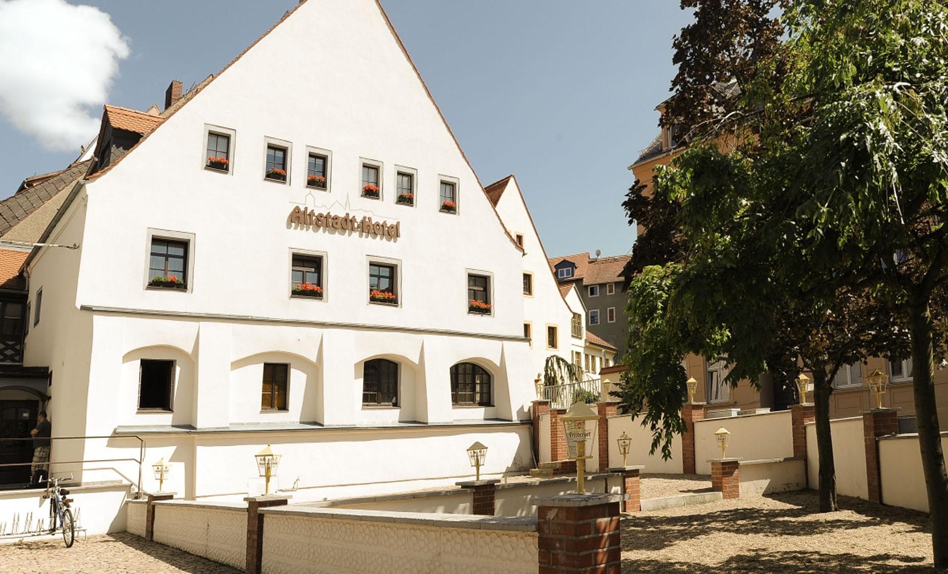 Altstadthotel Freiberg